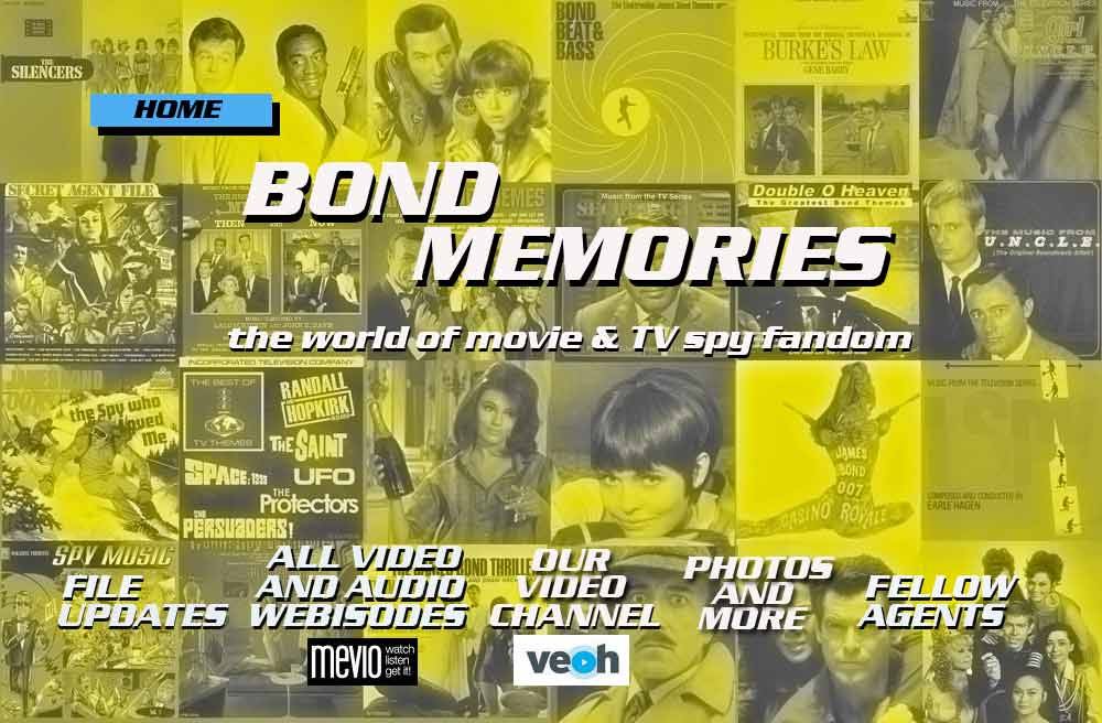 Welcome to Bond Memories! (image loading)